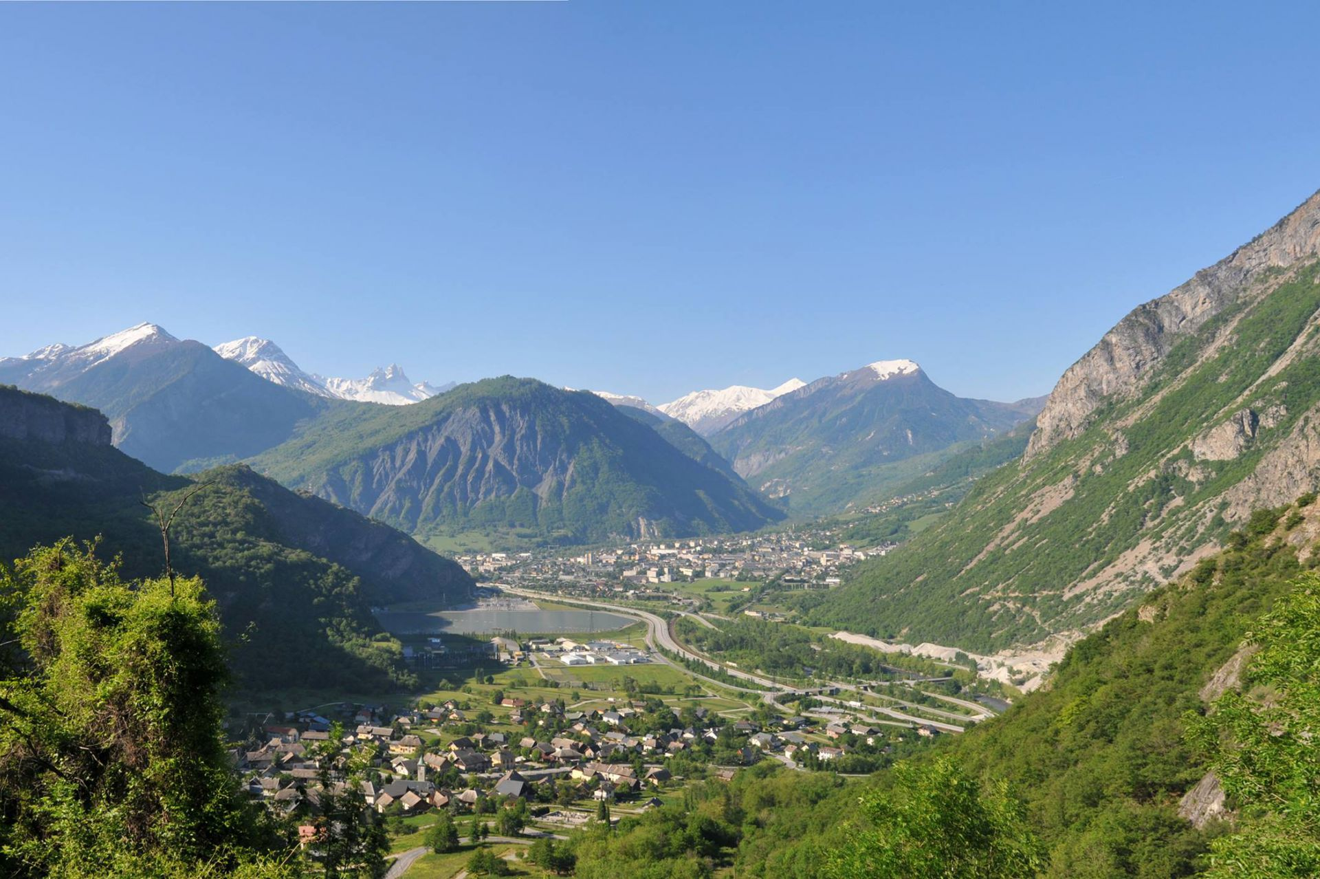 Maurienne valley